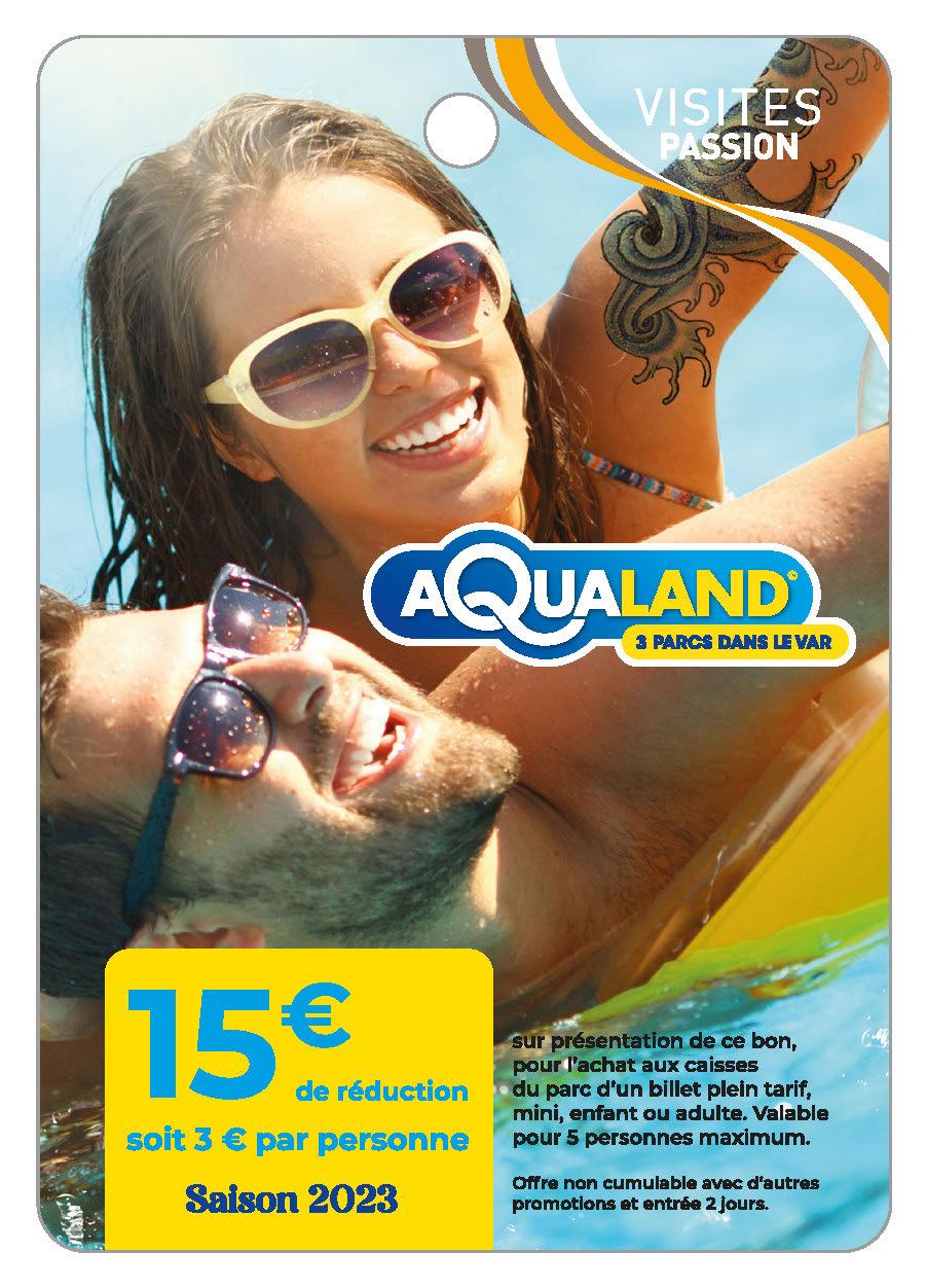 Aqualand 3 Parcs