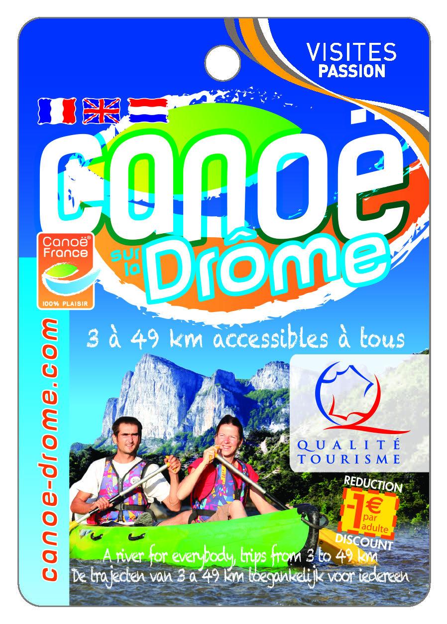 Canoë de la Drome