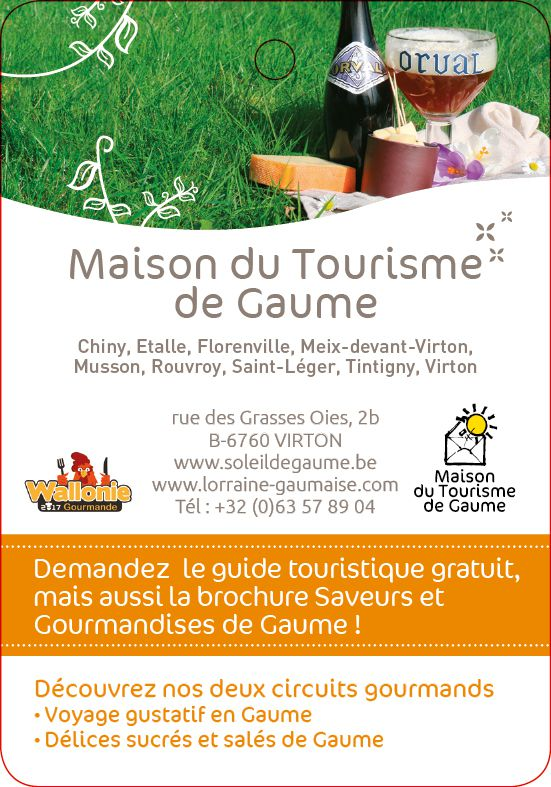 Maison du Tourisme de Gaume