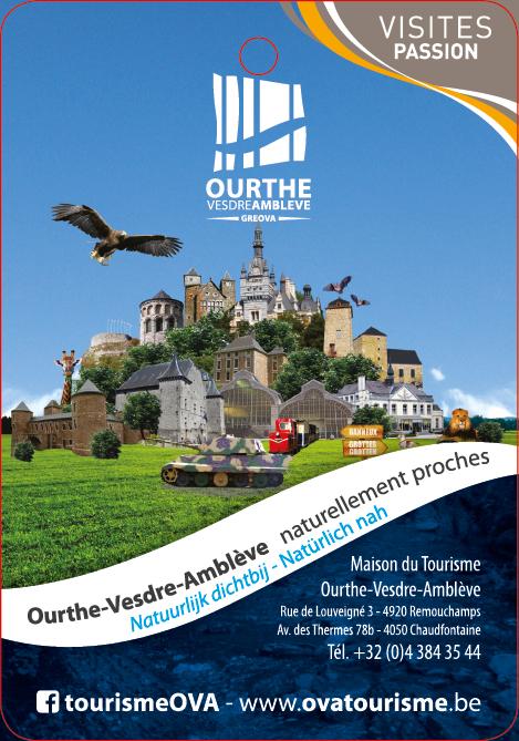 Pays d'Ourthe Vesdre Amblève Maison du Tourisme