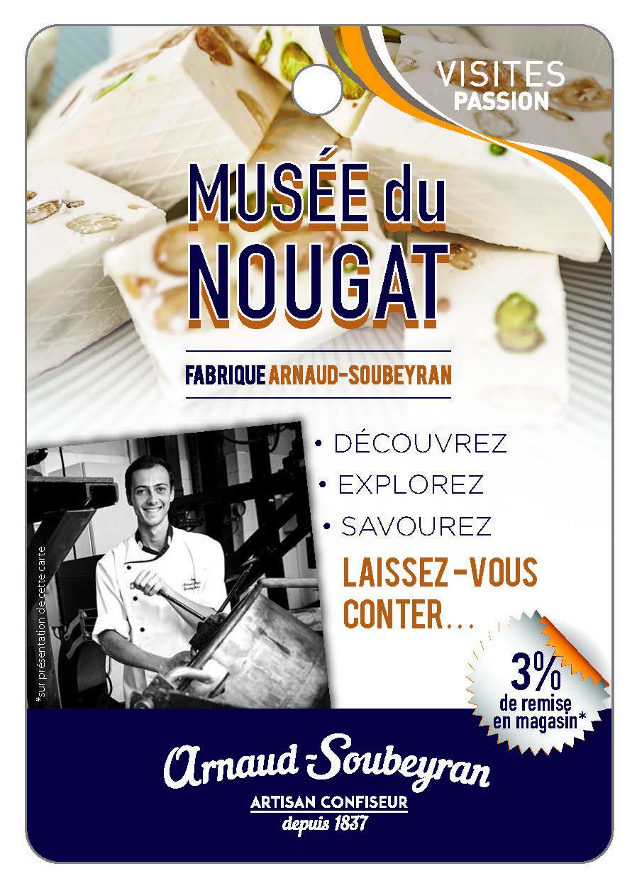 Le Musée du Nougat Arnaud Soubeyran