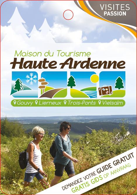 Maison du Tourisme Haute Ardenne