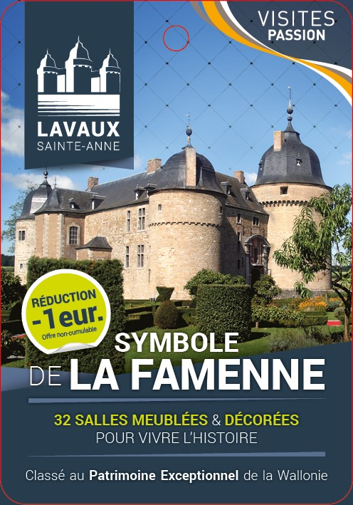 Chateau Lavaux Sainte-Anne