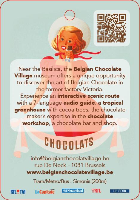 Belgian Chocolate Village