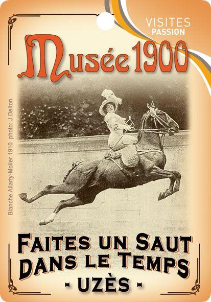 Le Musée 1900