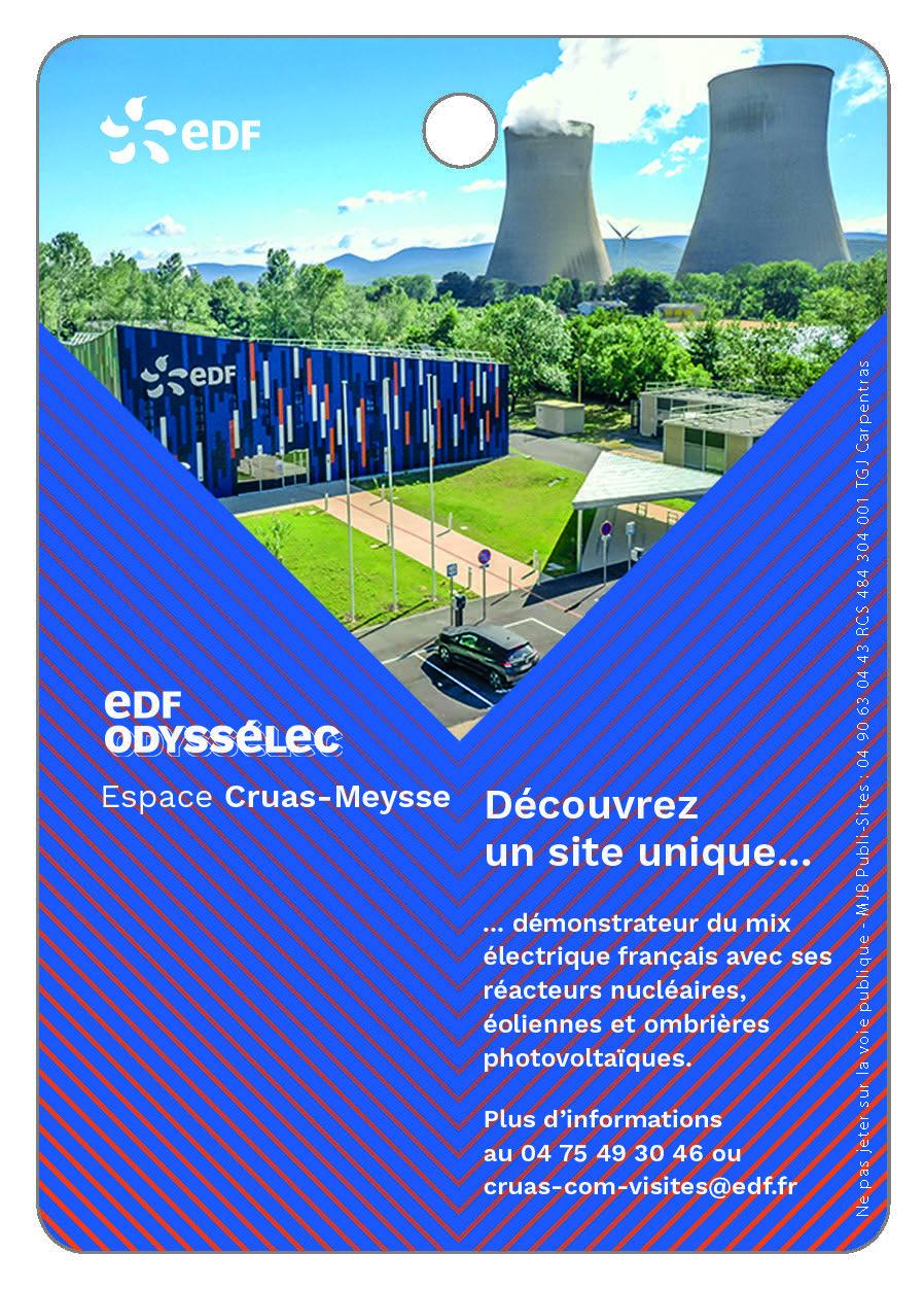 EDF de Cruas-Meysse