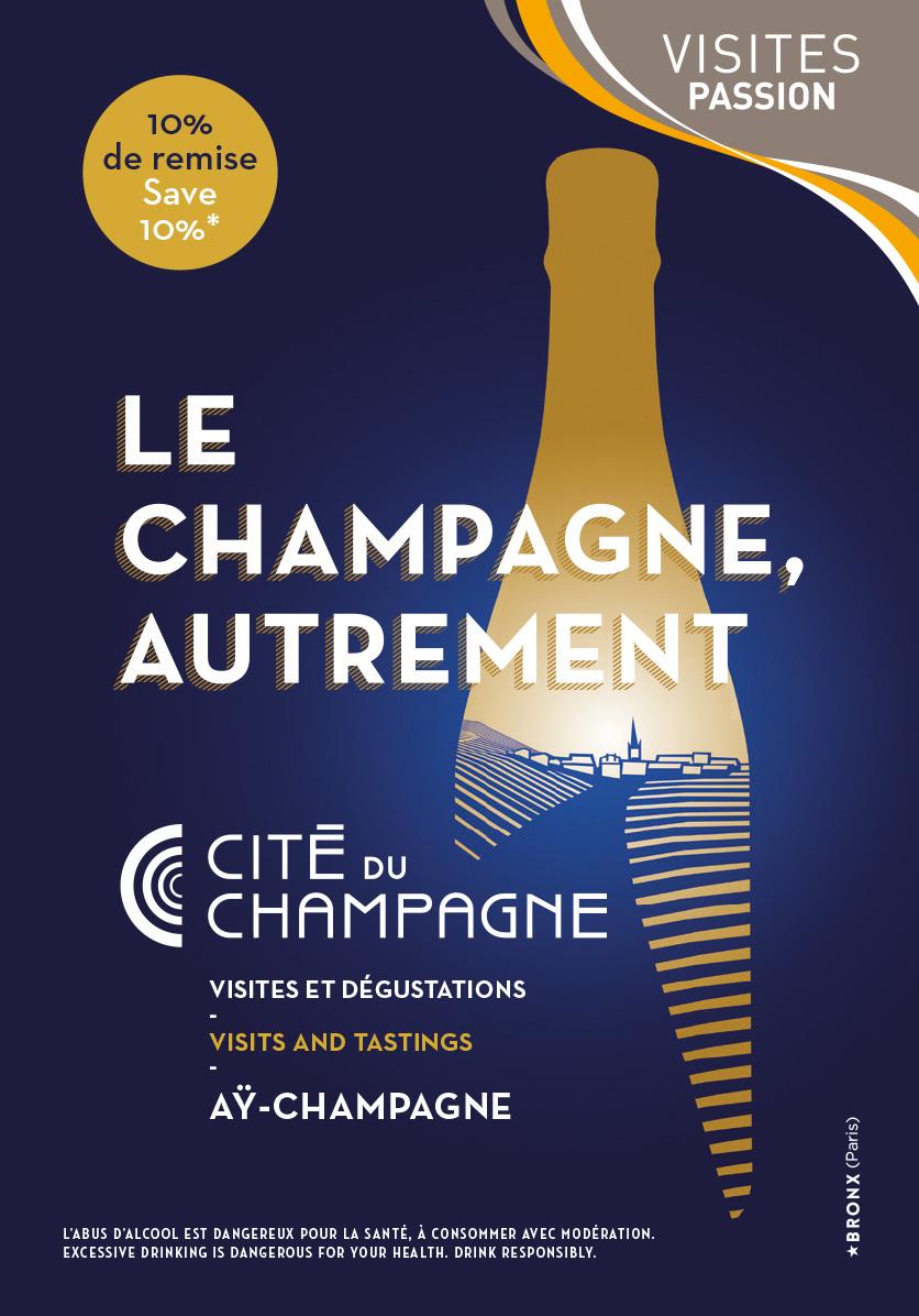 Cité du Champagne Collet - Cogevi