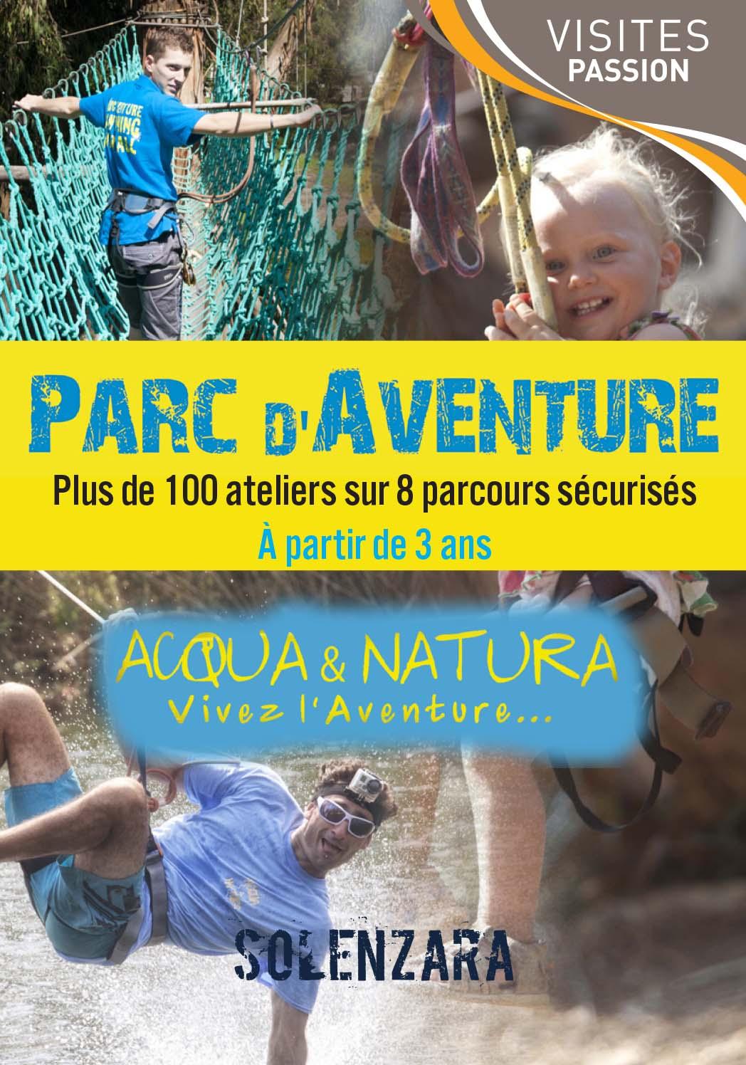 Acqua e Natura Parc Aventure