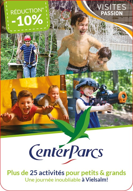 Aqua Mundo Center Parcs les Ardennes