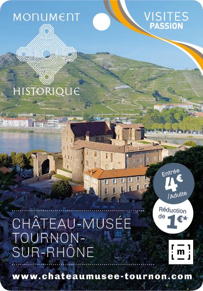 Chateau - Musée de Tournon