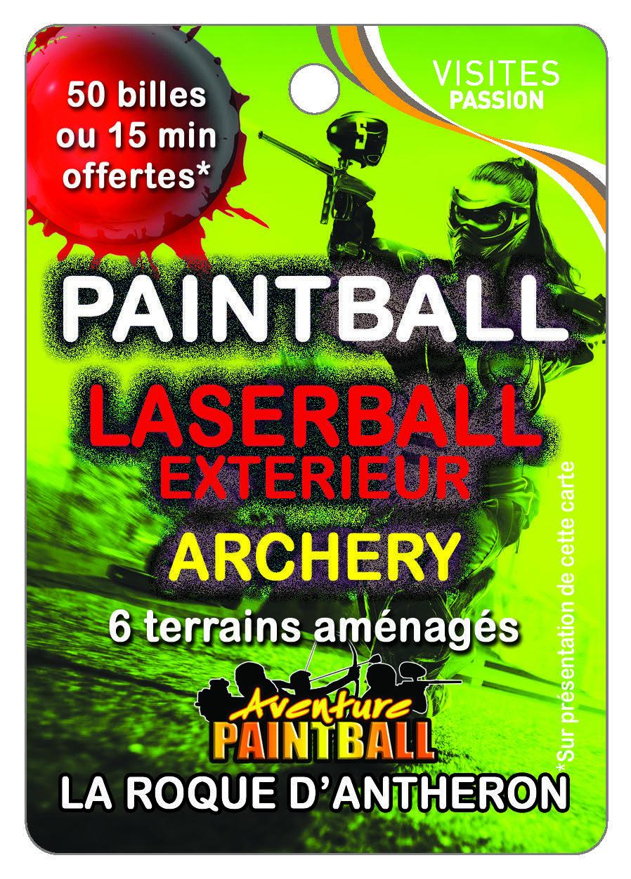 Aventure PaintBall