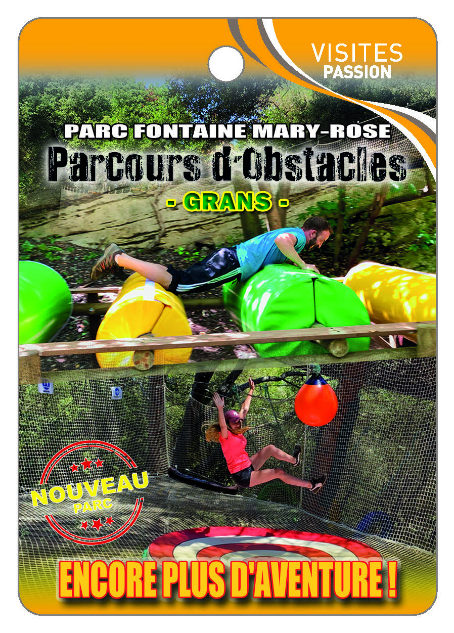 Accro Passion - Parcours d'obstacles -