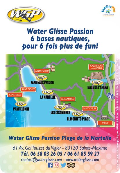 Base de la Nartelle - Water Glisse Passion -