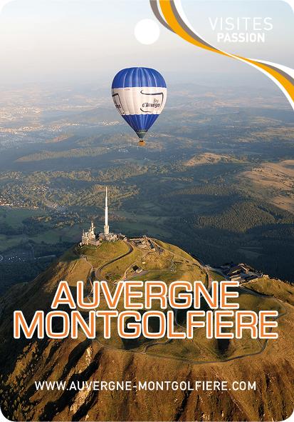 Auvergne Montgolfieres