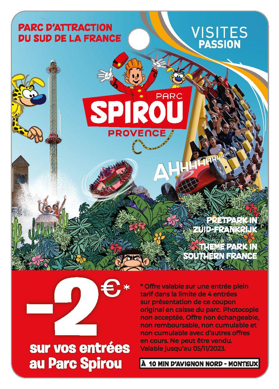Parc Spirou Provence