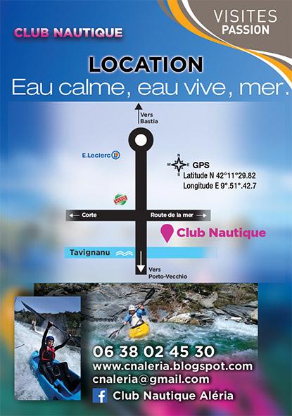 Club Nautique Aléria
