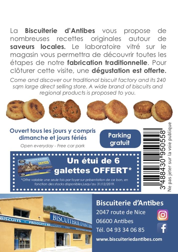 Biscuiterie d'Antibes