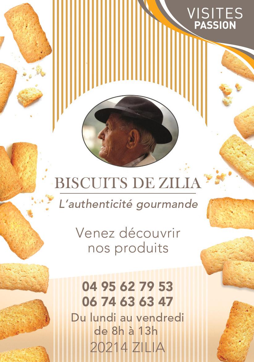 Biscuits de Zilia