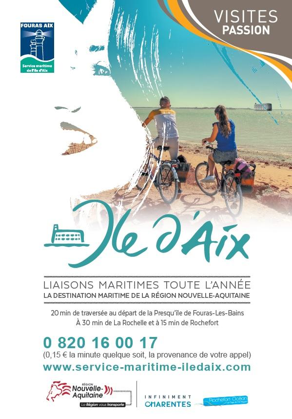 Fouras - Île d'Aix