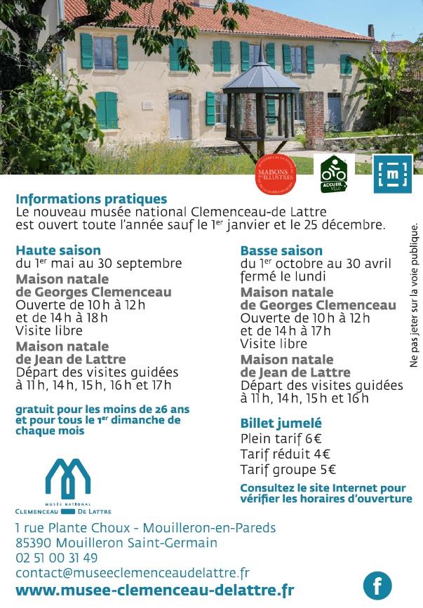 Maison Clemenceau