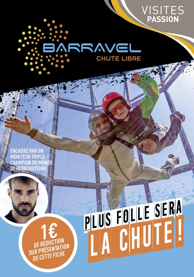 Barravel Chute Libre
