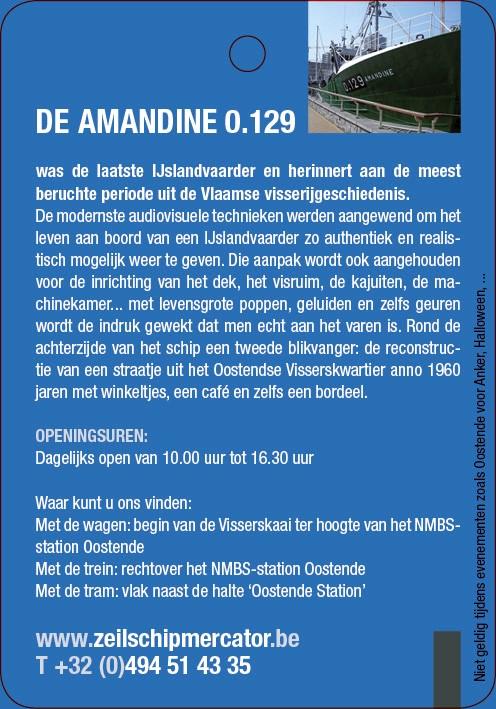 De Amandine 0.129