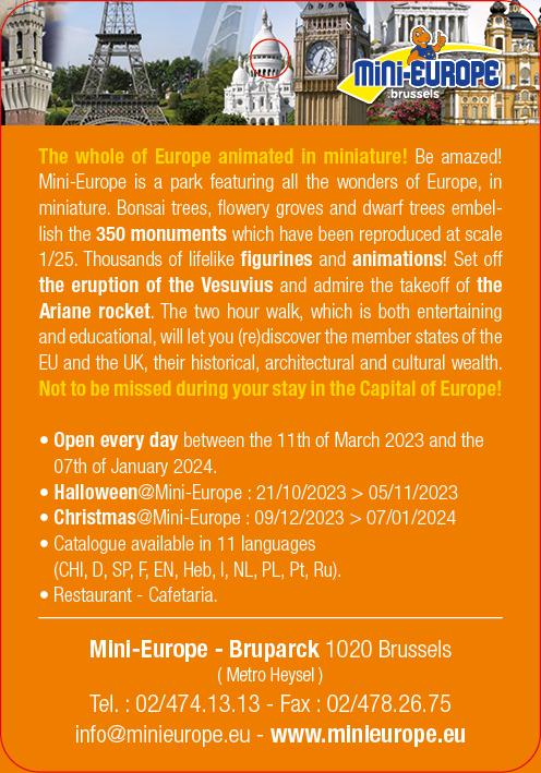 Mini-Europe Brussels