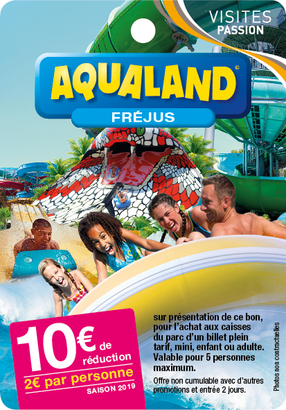 Aqualand Fréjus