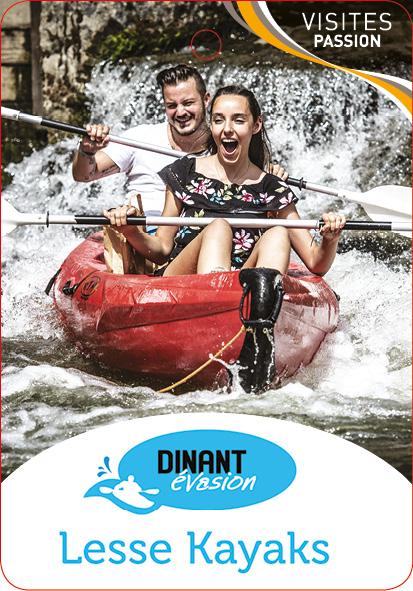 Dinant kayaks