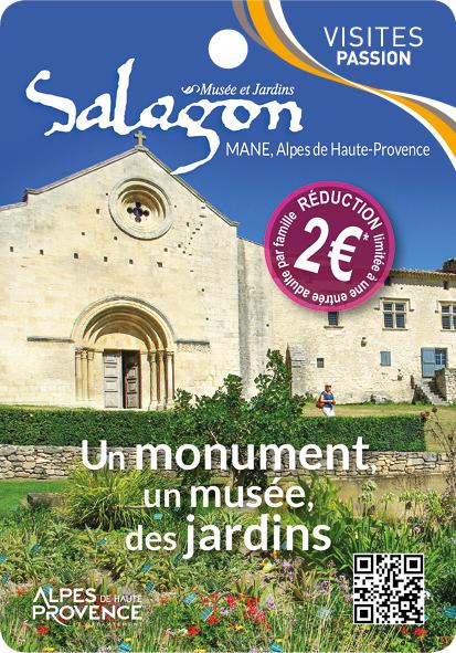 Musée et Jardins de Salagon