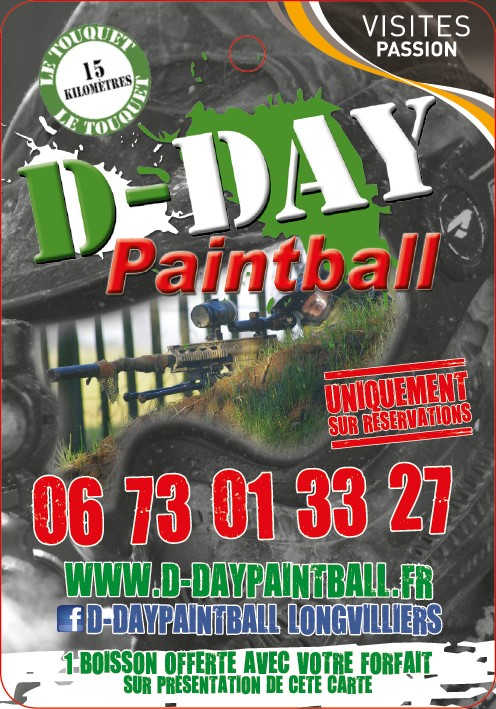 D-Day Paintball