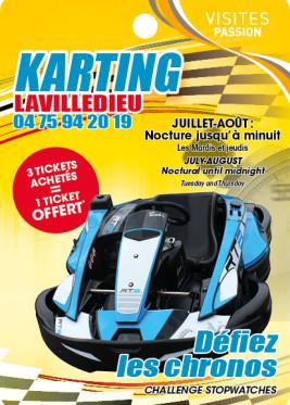 Karting de Lavilledieu