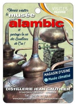 Le Musée de l\'Alambic