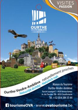 Pays d\'Ourthe Vesdre Amblève Maison du Tourisme