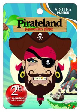 Pirateland Marseillan plage