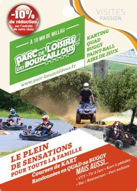Parc de Loisirs des Bouscaillous