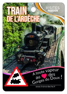 Le Train de L\'Ardèche