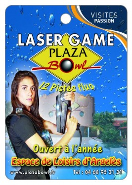 Plaza - Bow - Laser Game