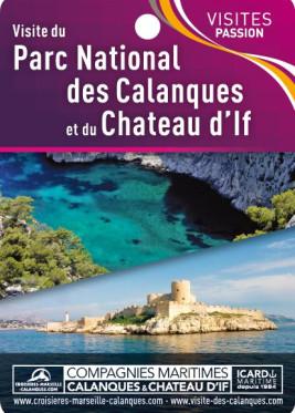 Visite du Parc National des Calanques et du Chateau d\'If