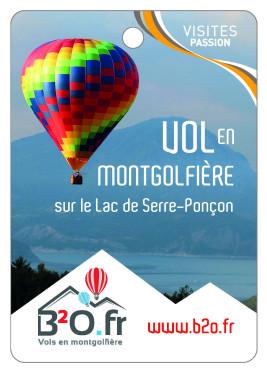 B2O Vols en Montgolfiere