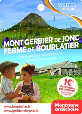 ferme Bourlatier - mont Gerbier de Jonc