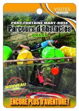 Accro Passion - Parcours d\'obstacles -