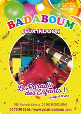 Badaboum jeux Indoor