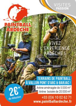 PaintBall Ardèche