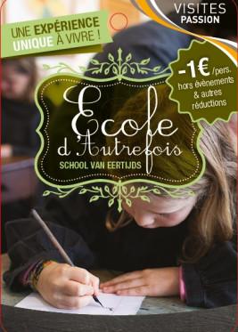 Espace Arthur Masson - Ecole d\'Autrefois