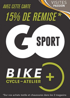 Go Sport / Bike+