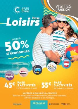Pass Loisirs Côte d\'Azur