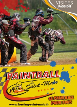 PAINTBALL DE SAINT-MALO