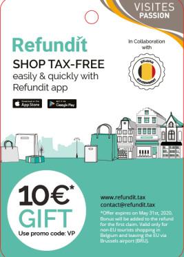 Refundit Tax-free