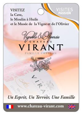 Chateau Virant - Vignoble & Oliveraie